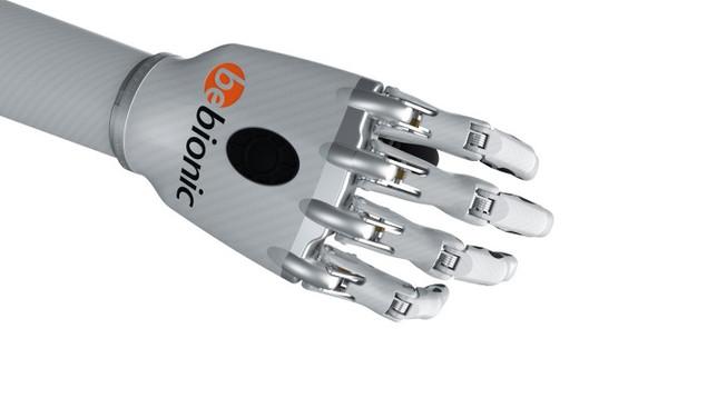 BeBionic Electronic Hand