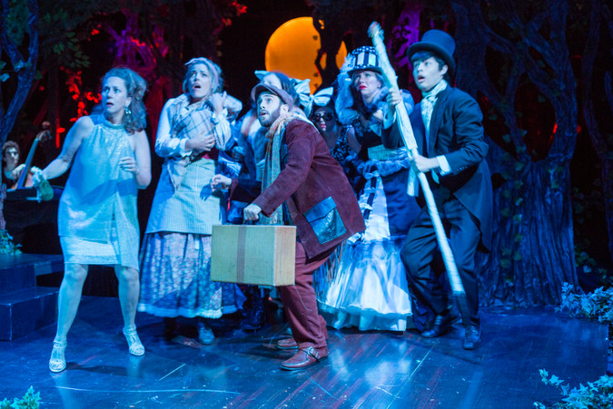 Into The Woods (Theatre Workshop of Nantucket)