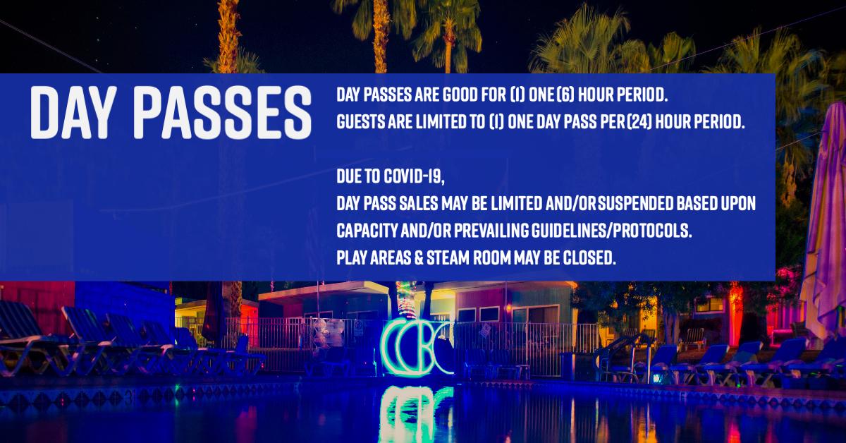 Day Passes
