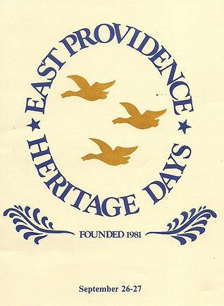 Heritage Days Program
