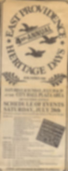 Heritage Festival Program