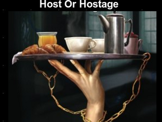 Vlog Opening to Life: Host or Hostage