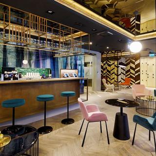 KVI Hotel Lobby