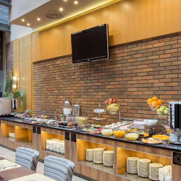Marmara Hotel reggeliztető