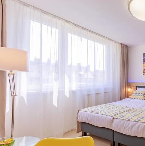 Christina Residence Hotel 2017 Budapest