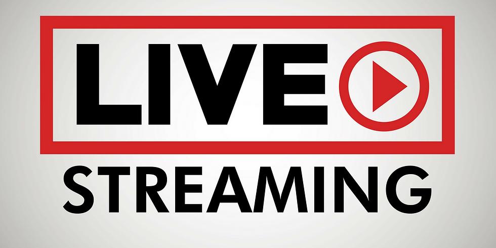Live Stream Donation Concert