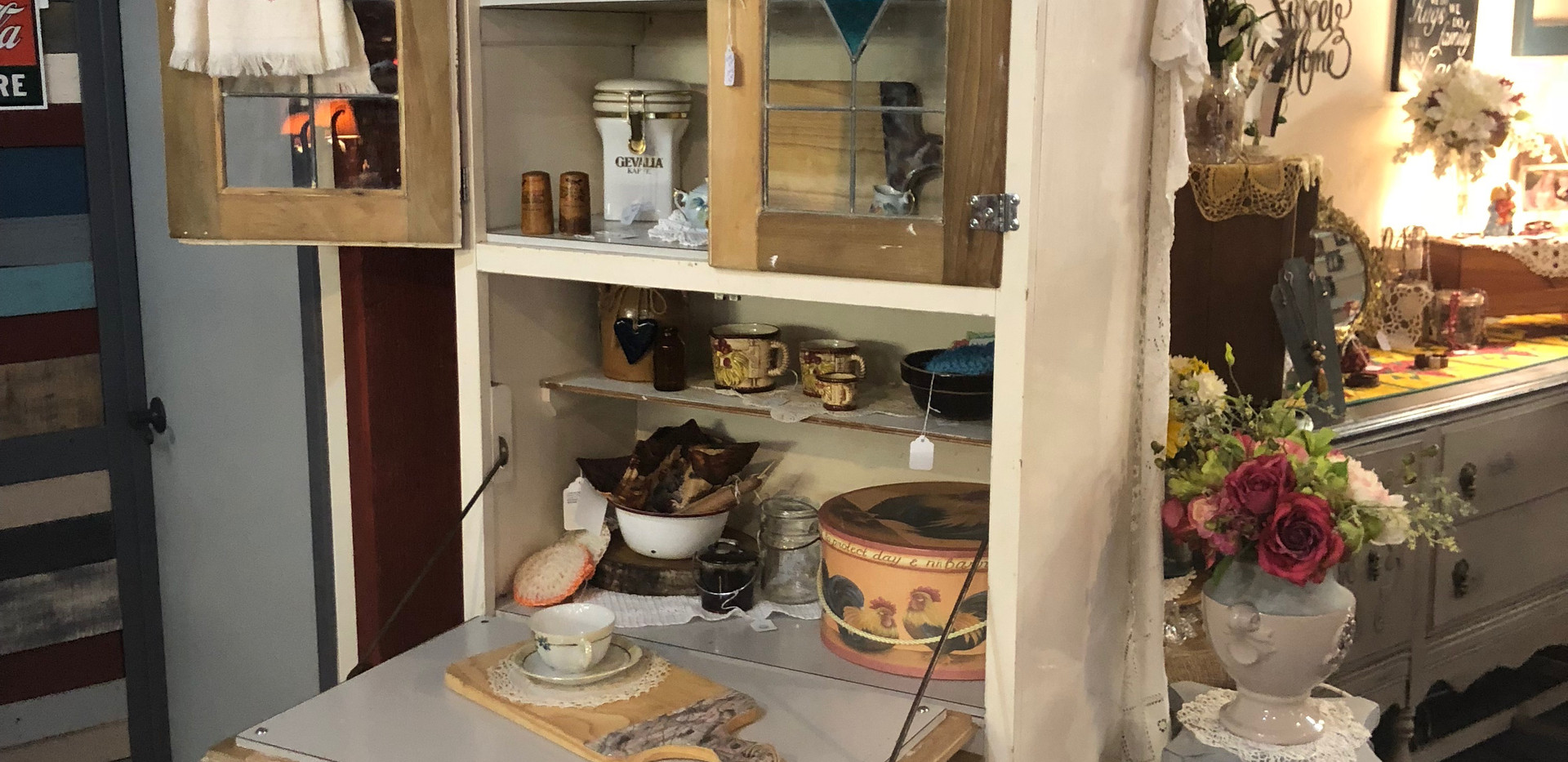 Old Kitche  Cupboard