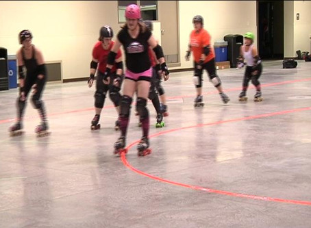 Becoming a Derby Girl