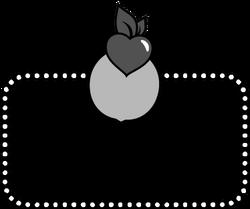 Logo Lovita noir et blanc