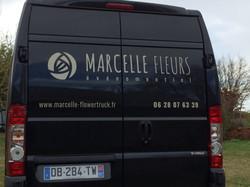 Marcelle Flower-Truck
