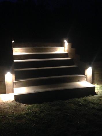 Retainer Wall Lighting