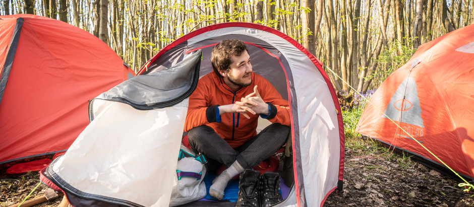 10 Camping Hacks That Anyone Can Try