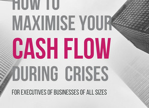 Cash flow in times of crises - when stakes are high and certainty is low