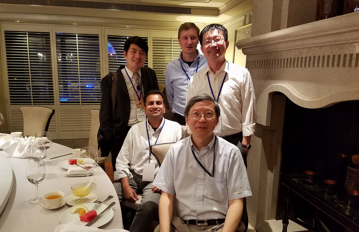 Ping,Bhash, Doug, and Hsien-Ming 2017