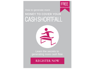 Cash Flow and Business Value Boost (Register now)
