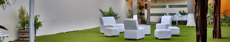 Salas Lounge Jardín