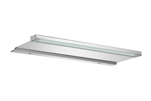 Delight 400x130x20 LED Spotlight 6W for mirror cabinet