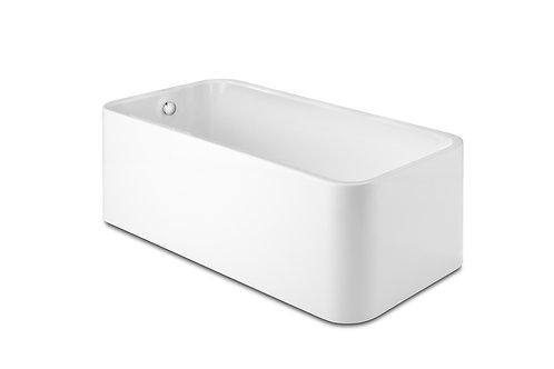 Element 1800x800x580 Rectangular acrylic one-piece bath