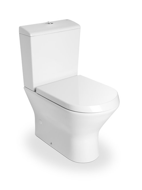 Nexo 360x615x780 Compact back to wall vitreous china WC with dual outlet (NF)