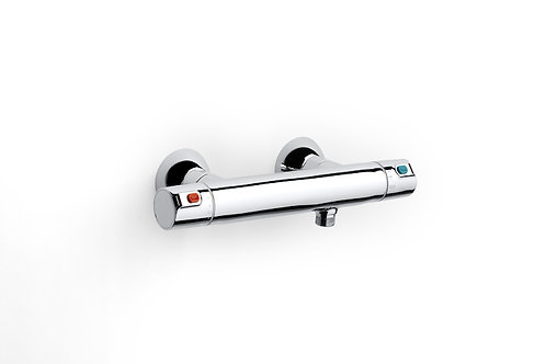 T-500 Wall-mounted thermostatic shower mixer