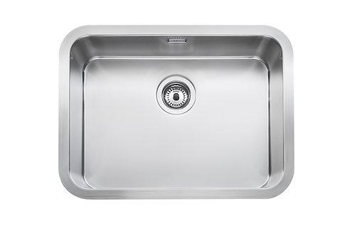Berlin 610x460x180 Stainless steel single bowl
