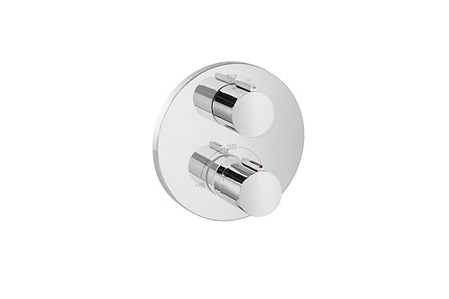 T-1000 Built-in thermostatic bath or shower mixer