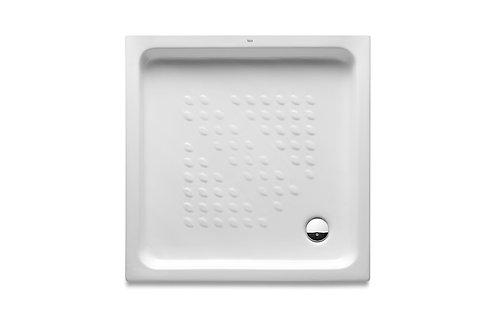 Italia 800x800x80 Vitreous china shower tray