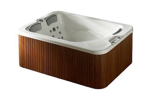 Broadway 1880x1330x800 Spa Broadway Compact with panels