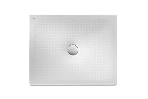 In-Floor 1200x800x25 Extraslim steel shower tray (3.5 mm steel sheet)