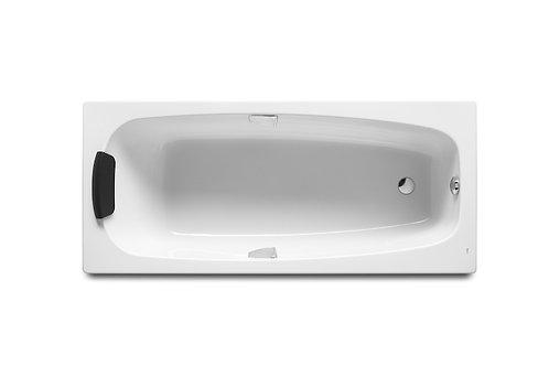 Sureste N 1500x700x400 Rectangular acrylic bath with grips