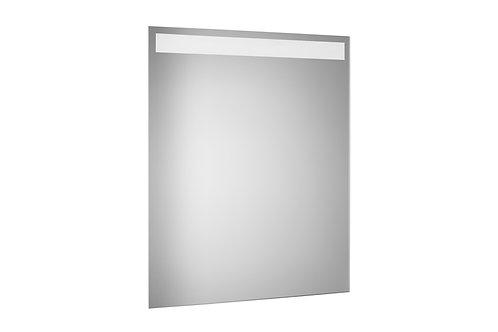 Eidos 600x22x800 Mirror with upper lighting