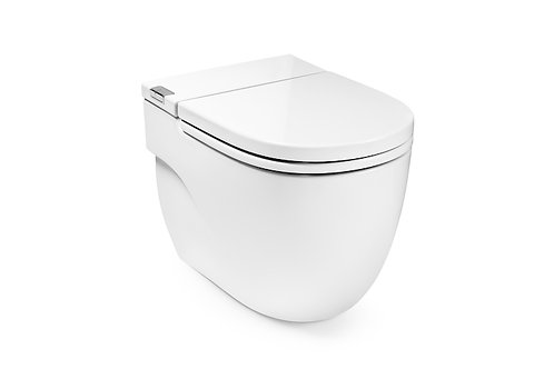 Meridian 400x595x400 IN-TANK - Wall-hung toilet with integrated tank