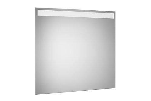 Eidos 800x22x800 Mirror with upper lighting