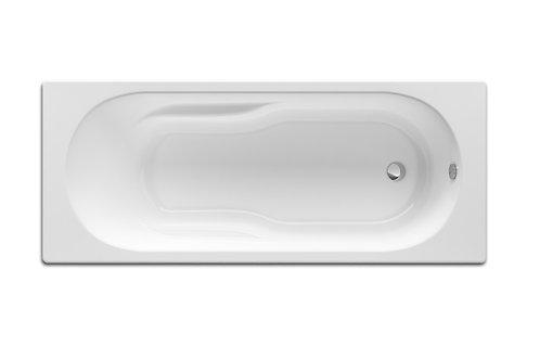 Genova N 1500x700x400 Rectangular acrylic bath
