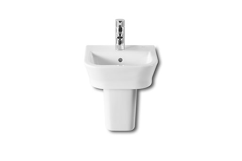 The Gap 170x235x290   semipedestal for compact basin
