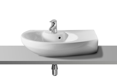 Dama Senso 680x425x190 Wall-hung or over countertop right hand