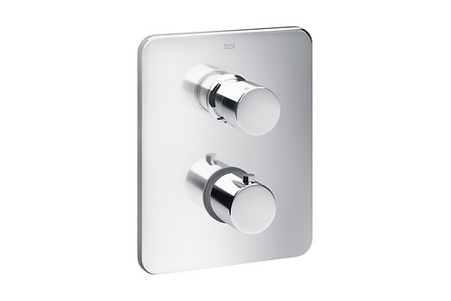Avant Built-in thermostatic shower mixer