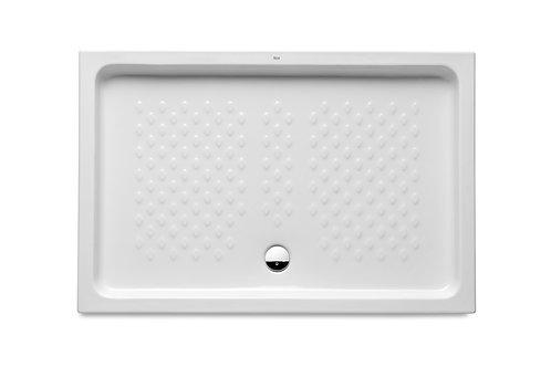 Italia 1000x800x80 Vitreous china shower tray