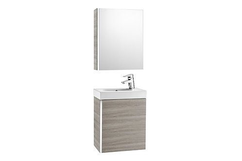 Mini 450x250x575 Pack with cabinet mirror (basin and cabinet mirror)