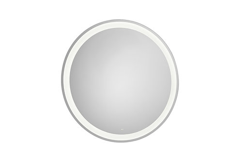 Iridia 800x37x800 Round mirror w