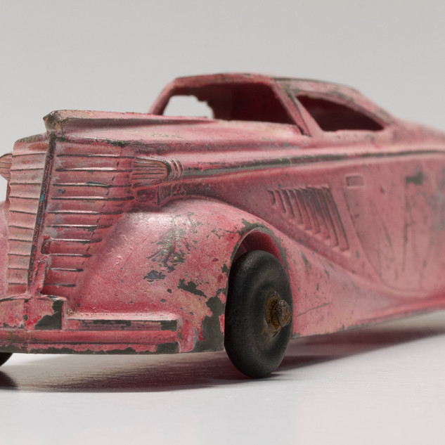 Manoil Toy Car 1936