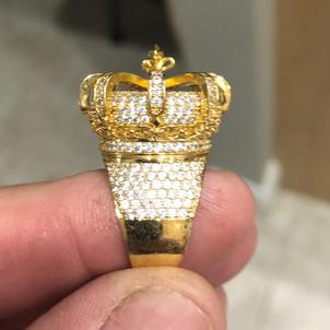Pimp Daddy Ring