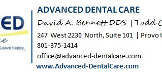 Advanced Dental Care Provo Dentist