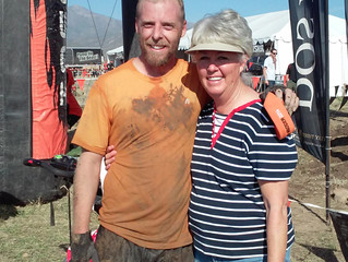Provo's Best Dentist Dr. David Bennett Competes in the Tough Mudder Race