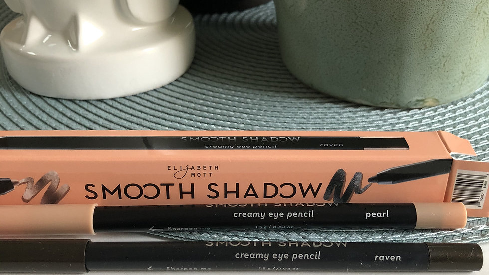 Elizabeth Mott Smooth Shadow Eyeliner - 2 Pack