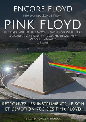 ENCORE FLOYD retrouvez les instruments , le son et l'émotion 70's des Floyd : tournée reportée