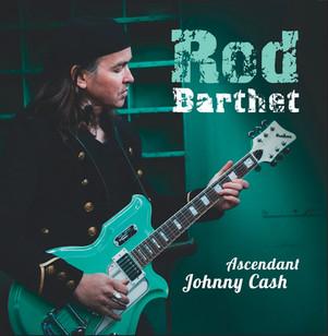 """ROD BARTHET nouvel album """" ascendant Johnny cash"""" co-ecrit avec Boris Bergman + concerts"""