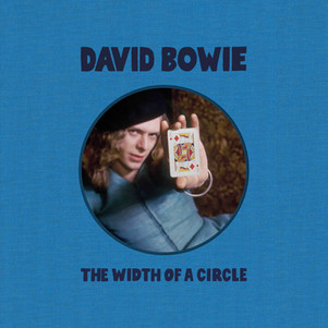 "David Bowie ""the width of a circle"" - warner - sortie le 28 mai"