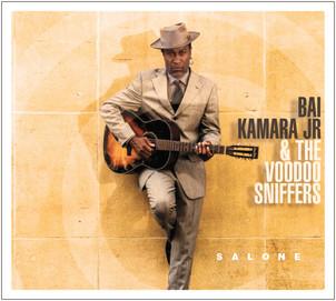 "BAI KAMARA & THE VOODOO SNIFFERS . Nouveau single ""home again""."