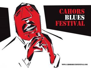 la 39 ème édition du CAHORS BLUES FESTIVAL ▶︎ annulée .
